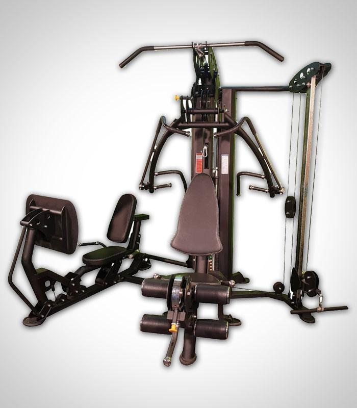 دستگاه ۳۶ کاره همراه کراس و پرس پا