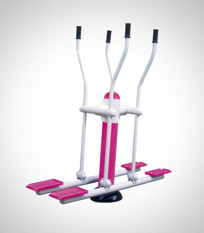 اسکی-فضایی-دوبل