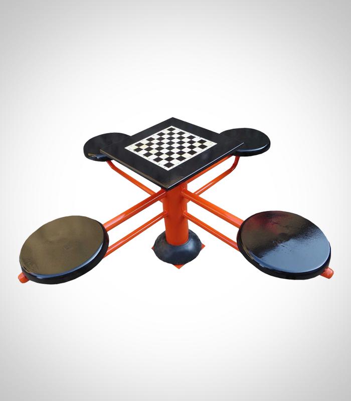 میز شطرنج ۴ نفره