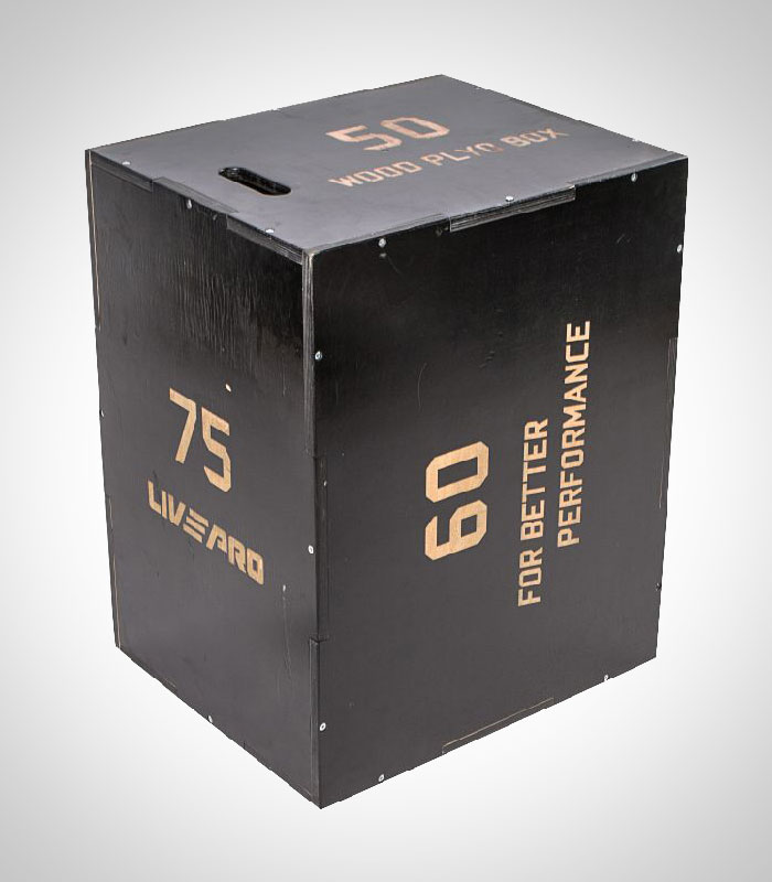 باکس پرش متغیر لایو پرو